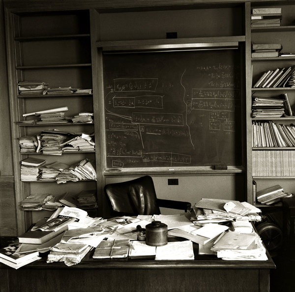 Einstein's Office