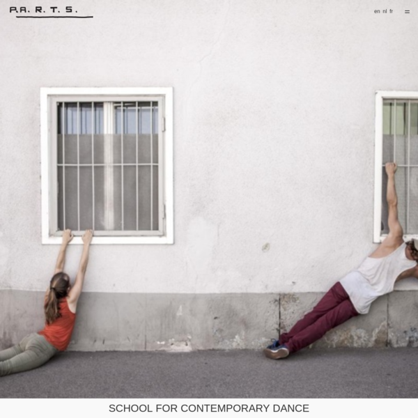 School for contemporary dance