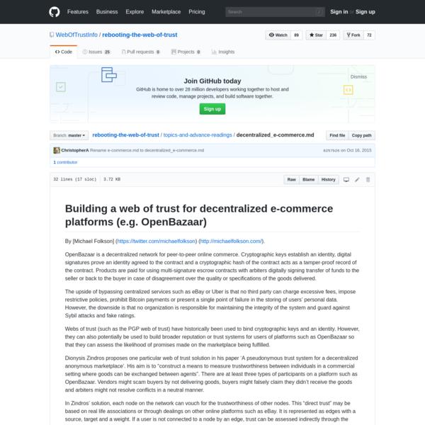 WebOfTrustInfo/rebooting-the-web-of-trust