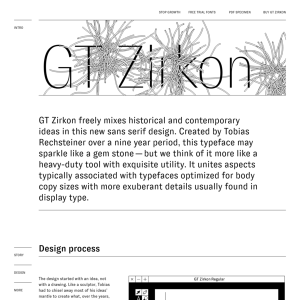 Are na / GT Zirkon — Download Free Trial Fonts