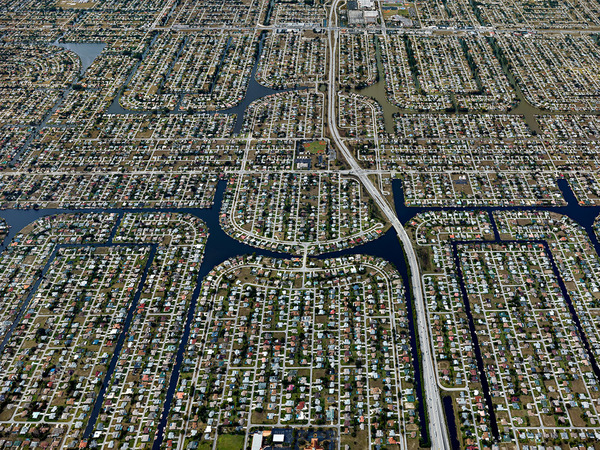 Cape Coral #1, Lee County, Florida, USA