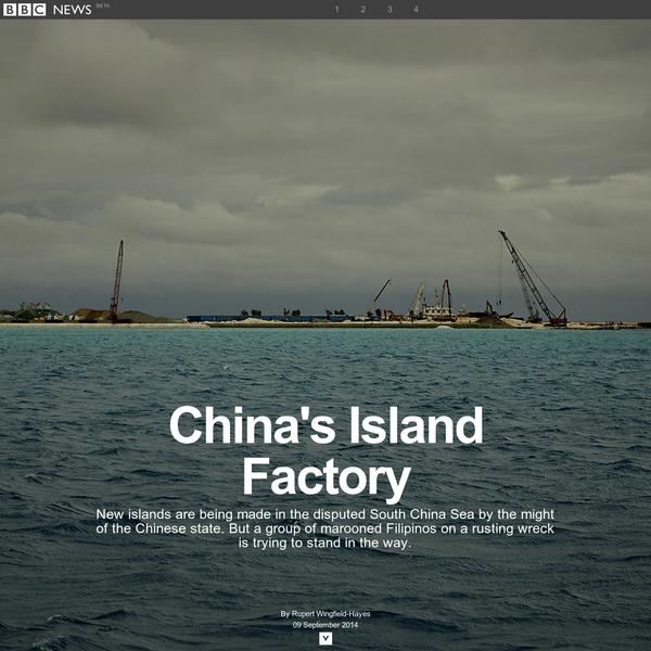 China's Island Factory