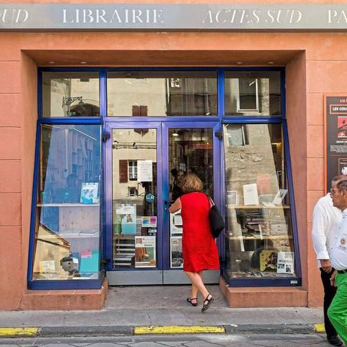 2. Publishing House Reimagining the Mediterranean in Arles