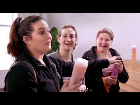 Women Discover the Amazing Scents of Suave® Body Wash | :30