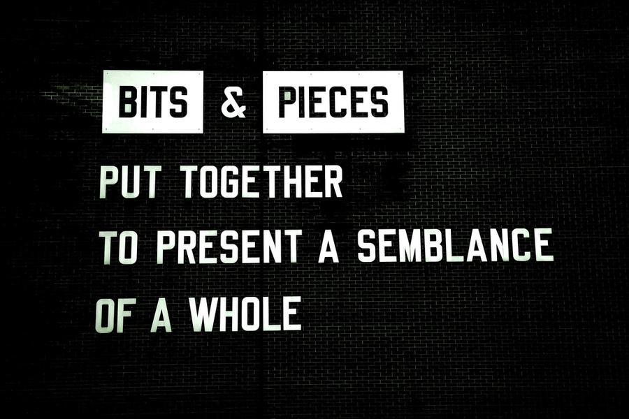 Bits & Pieces - Version 2