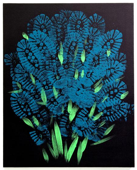 Gregory Edwards, Nacht Blumen (2010)