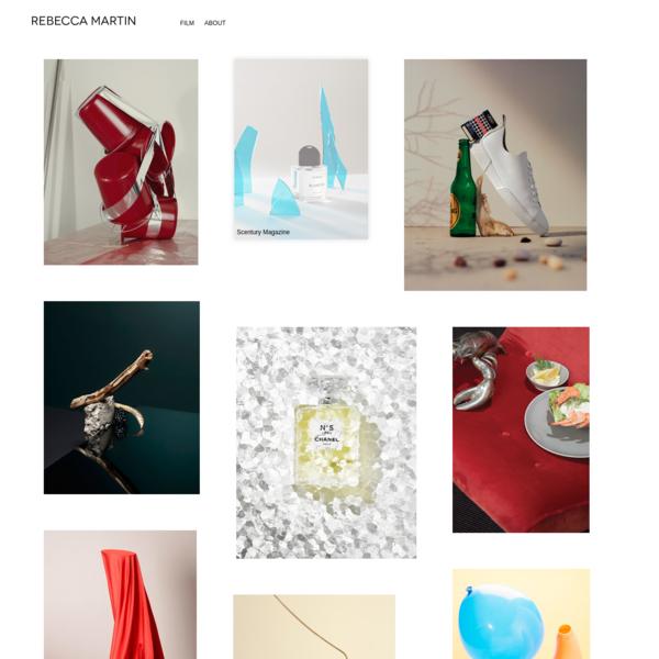 Rebecca Martin Set Design & Art Direction
