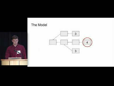 Formal Barriers to Proof-of-Stake Protocols - Jonah Brown-Cohen et al. BPASE '18, January 24-26th 2018, Stanford University Stanford Cyber Initiative Slides and a full listing of talks are available at https://cyber.stanford.edu/bpase18  https://cyber.stanford.edu/sites/default/files/formal_barriers_to_proof-of-stake_protocols.pdf
