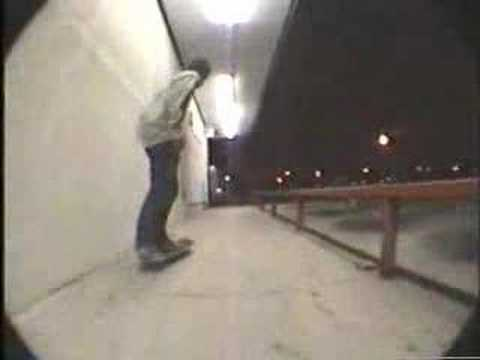 """This is Seneca Garcias part from the Non Locals video """"Hand In Glove"""". made 5-31-03"""