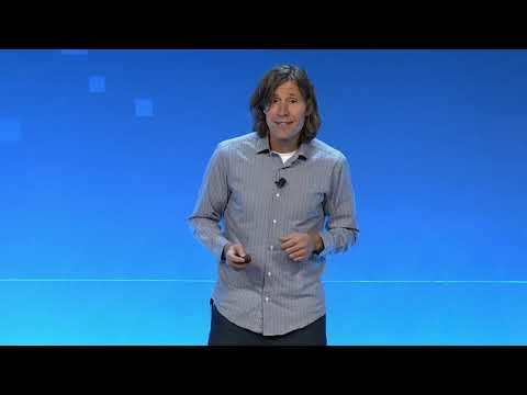 """""""FREESTYLIN' THE CLOUD"""" Rodney Mullen talk at IBM conference"""