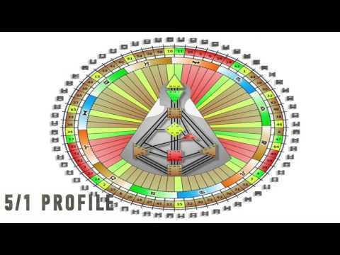 Human Design 5:1 Profile