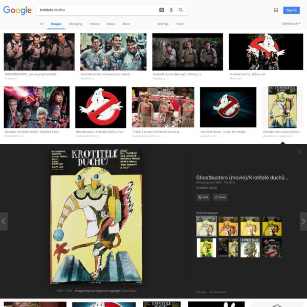 krotitele duchu - Google Search