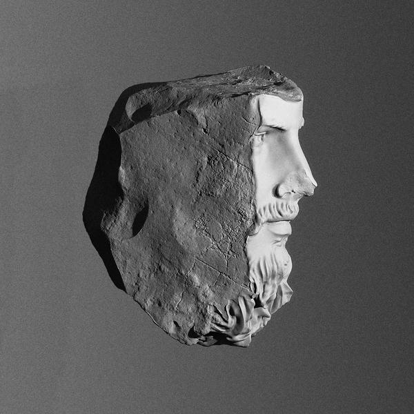 Fragmentary Portrait of Lucius Verus (ca. AD 166)