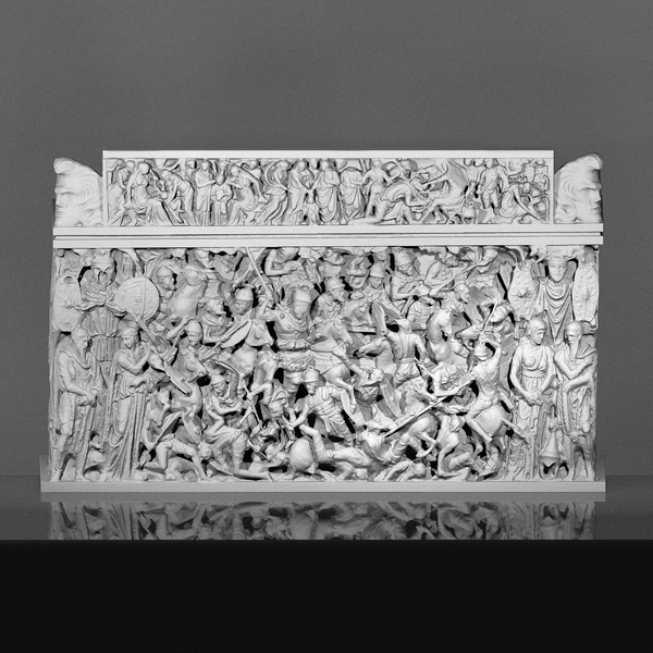 Portonaccio Sarcophagus (2nd Century AD)
