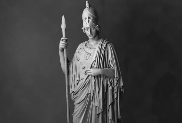 Athena Pallas Giustiniani (ca. 100 AD)