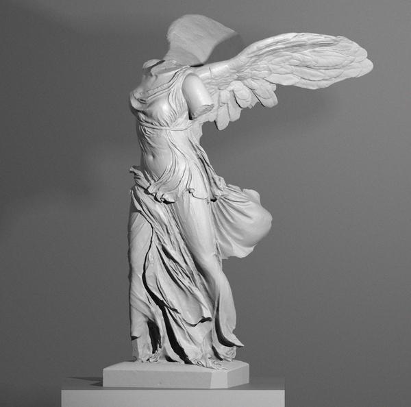 Winged Victory of Samothrace (2nd Century BC)