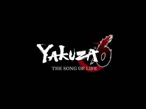 Yakuza 6 - Game Soundtrack - Ambient/Jazz Mix (Depth Of Field Mix)