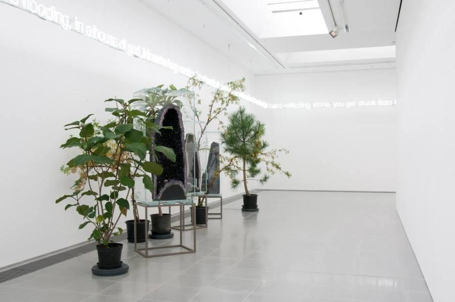 Cerith Wyn Evans @ Serpentine Galleries, September 2014