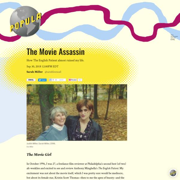 The Movie Assassin