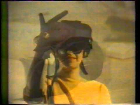 Virtual Reality Tomorrows World BBC 1990