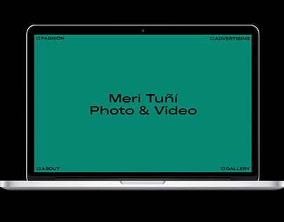 MERI TUÑÍ | WEBSITE