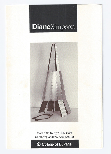 Publications, Diane Simpson, 1995