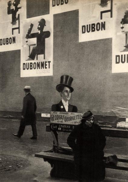 A.M. Cassandre, Paris, 1934