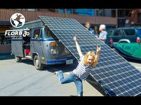 Brett Belan and his wife Kira have built a full electric solar powered volkswagen bus and converted it into a camper Become a Patron: https://www.patreon.com/dylanmagaster The most helpful book I've ever bought: https://goo.gl/8YEUSL Follow http://www.solarelectricvwbus.com/home.html https://www.facebook.com/solarelectricvwbus/ https://www.instagram.com/solarelectricvwbus/?hl=en Follow me on Social Media https://www.twitter.com/dylanmagaster https://www.instagram.com/dylanmagaster Business inquires or music submissions: business@dylanmagaster.com