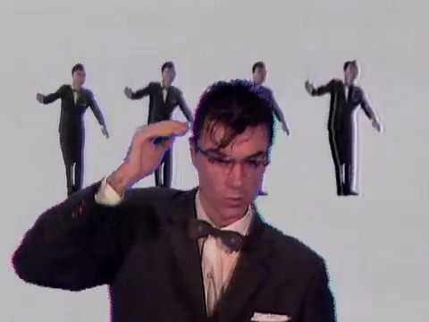 Talking Heads - Once in a Lifetime (Official Video)
