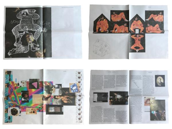 Unity Press, Nate Pyper, Nicole Killian, and American Artist in QUEER.ARCHIVE.WORK #1