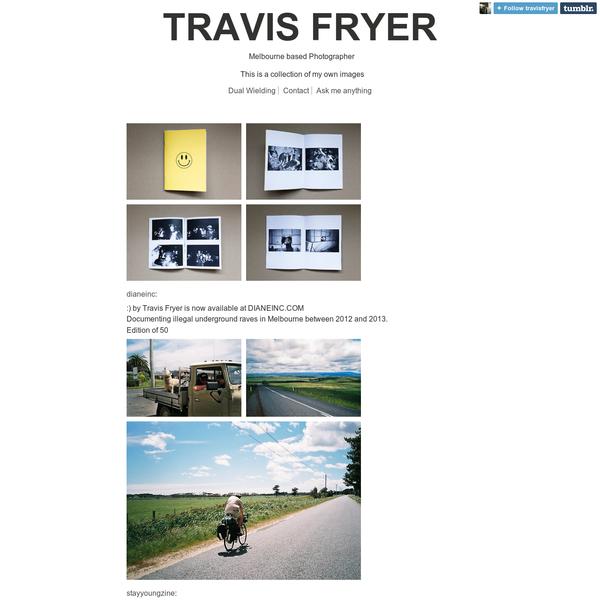 Travis Fryer