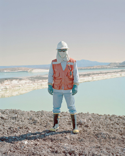 Catherine Hyland: Lithium Mining