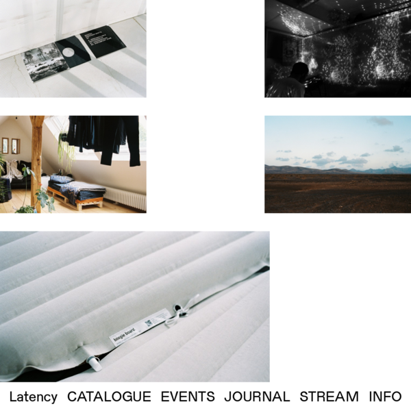 Journal | Latency
