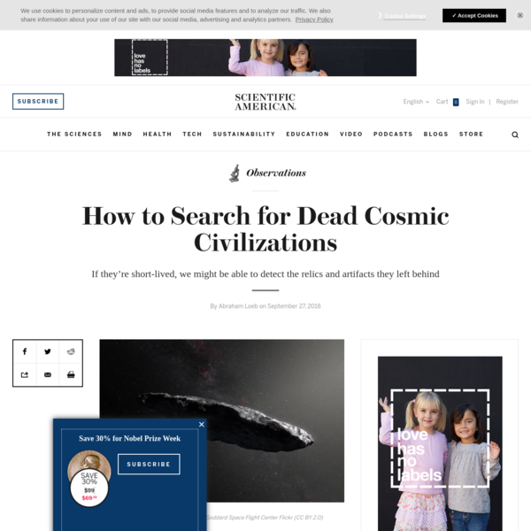 How to Search for Dead Cosmic Civilizations