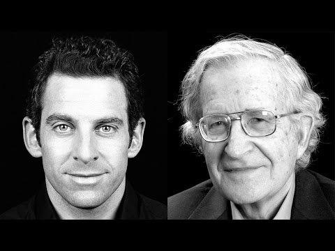 Sam Harris Vs Noam Chomsky