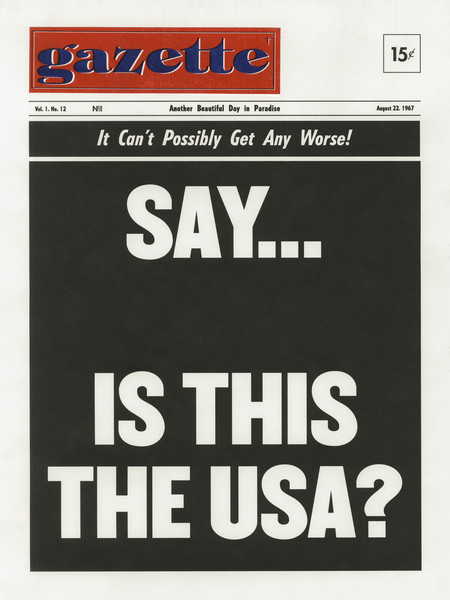 Say... Is This The USA?