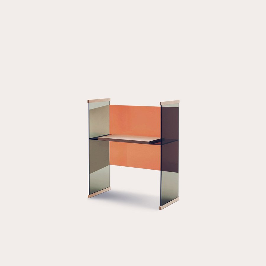 Diapositive desk by Bouroullec