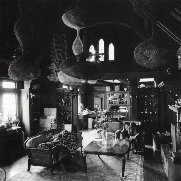 Ruth and Albert in their Living Room, 1970s