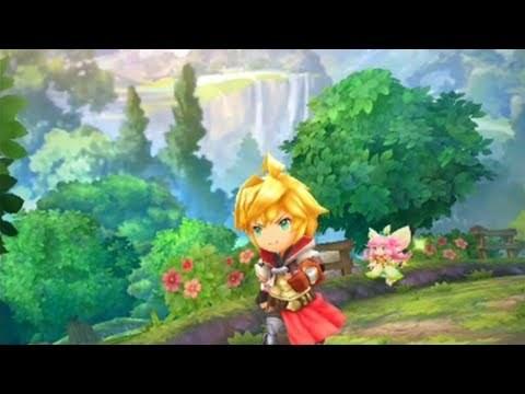 Dragalia Lost - Menu Music + Animation (loopable)