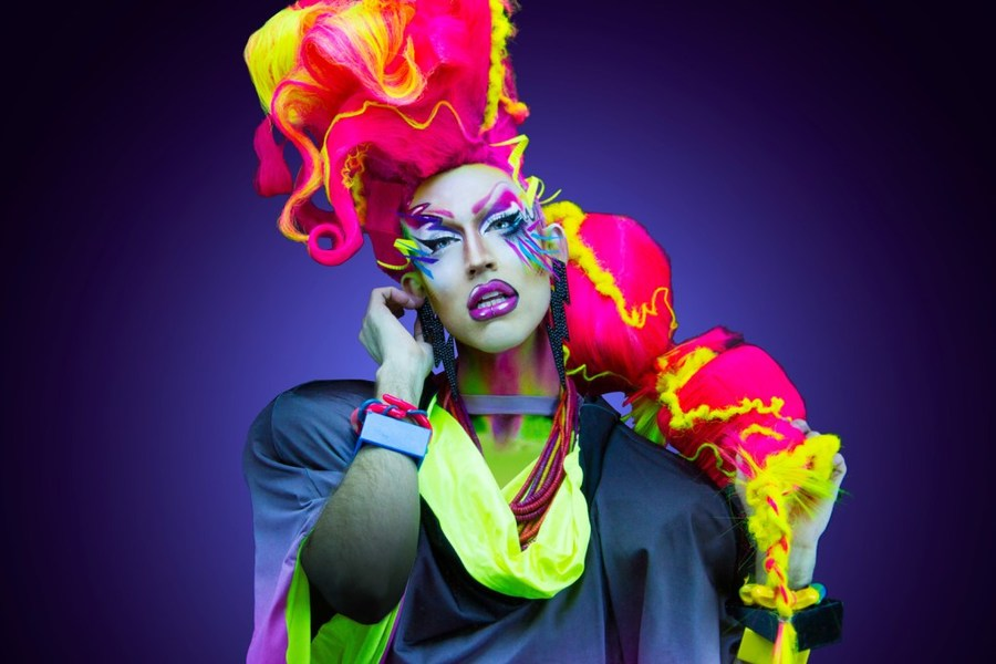 """I do freaky drag... the drag scene should not be homogenized, and not everyone should look the same."" - Acid Betty; RuPaul's Drag Race: Season 8"