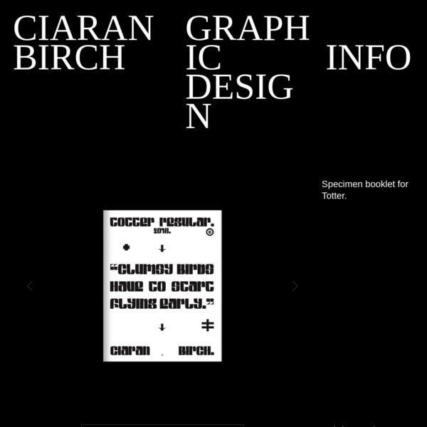 Ciaran Birch