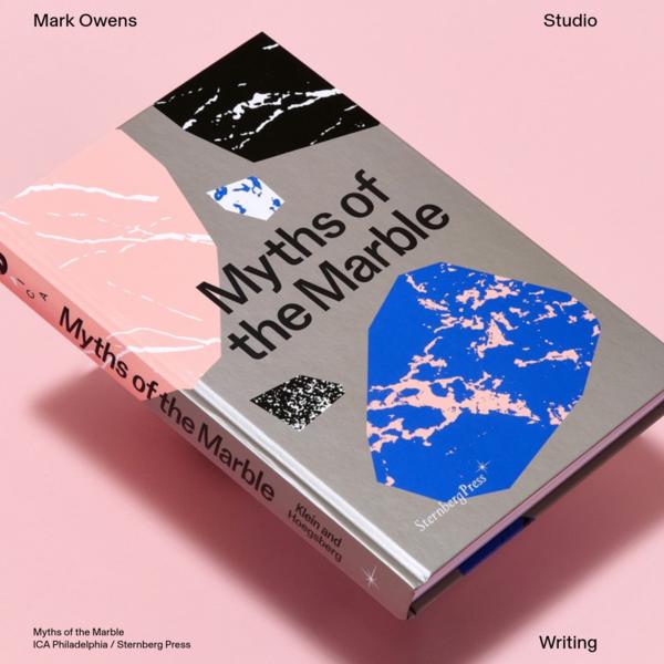 Mark Owens, graphic design, art direction, book design, identity design, design criticism