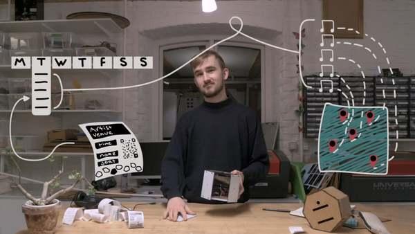 Heptagon - Black Box | Physical Computing - Video Interactions
