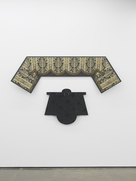 Diane Simpson, Valance and Apron, 2017