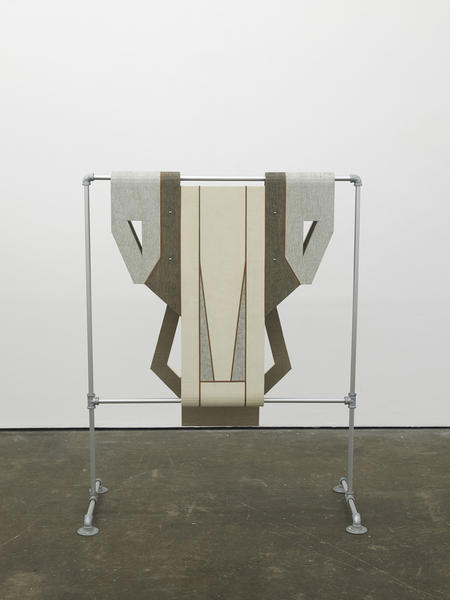 Diane Simpson, Jabot (with pauldrons), 2018