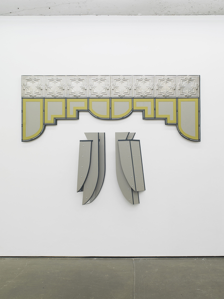 Diane Simpson, Valance and Peplum, 2017