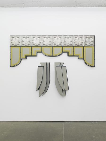 Diane Simpson, Valance and Peplum, 2017
