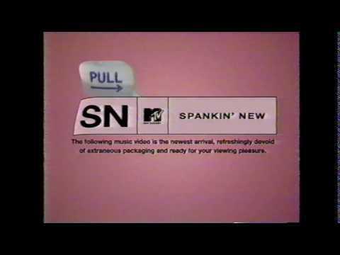 MTV Spankin' New Music Video bumper (2001)