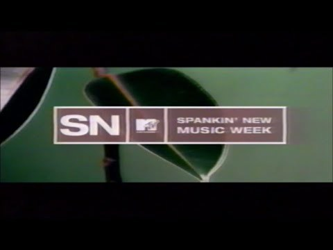 MTV Spankin' New Music Week Commercial early 2000's