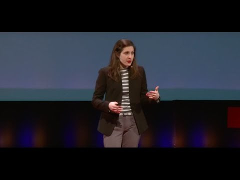 The power of typography | Mia Cinelli | TEDxUofM